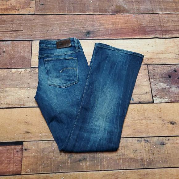 d539e256efb G-Star Jeans | 3301 Gstar Raw Bootcut Size 28 32 Stretch | Poshmark